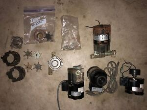 Four March Pumps Models 809 br 115v 0809 0064 0100 Hot Water Recirculation Pump