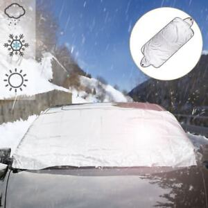Car Windshield Sun Shade Front Rear Rear Window Cover For Sun Snow Foldable Bb