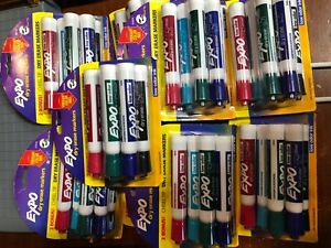 Expo Dry Erase Markers Vibrant Color Mix 54 Markers Nib