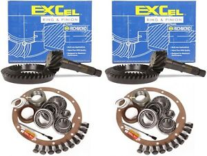 1980 1987 Chevy 4wd Truck Gm 8 5 3 73 Ring And Pinion Master Excel Gear Pkg