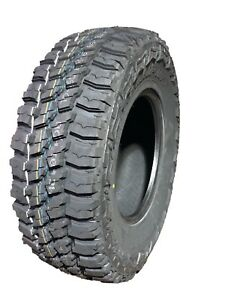 4 X 295 70 17 Thunderer Trac Grip Mud Terrain New Tires Lre Lt295 70r17 Offroad