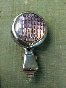 Cadillac Olds Buick Back up Light Lamp Vintage Gm Accessory 1940 1941 42 47 48