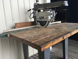 Dewalt 790 12 inch Radial Arm Saw