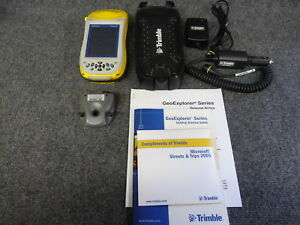 Trimble Geo Xt 2005 Series With Arcpad And Terrasync Cables