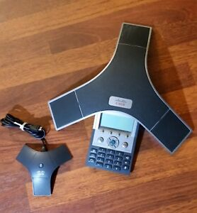 Cisco Cp 7937g Polycom Ip Conference Phone Station 7937 Poe Voip 2201 40100 001