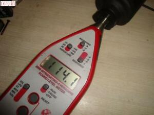 3m quest 2200 Integrating Sound Level Meter With Microphone