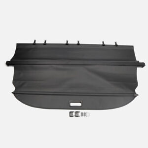 Fit For Ford Explorer 2011 2018 Trunk Shade Black Rear Retractable Cargo Cover