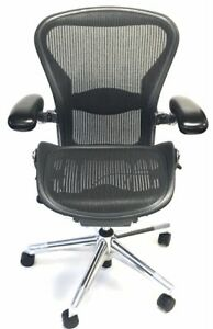 Herman Miller Executive Size B Lumbar Support Aeron