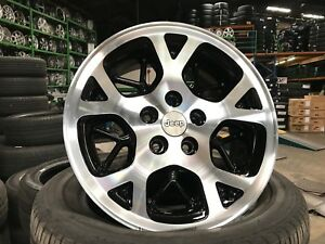 Genuine 16 Inch Jeep Wrangler Cherokee Grand Cherokee Wheel Set Of 4 5x114 3