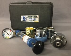 Cornwell Tools Cooling System Tester Kit Msm100k a