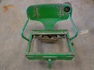 John Deere 520 530 620 630 Gas Lp Allfuel Float Ride Seat