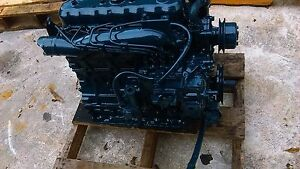 L555 Kubota V1902 Diesel Engine Used