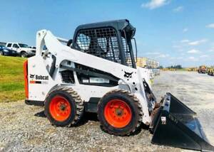 2015 S530 Bobcat Skid Steer Loader Wheel Cat Hyd Kubota Diesel Aux Hyd We Ship