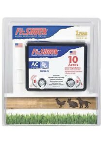 Fi shock Eac10a fs Electric Fence Energizer 10 acre