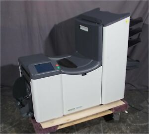 Xclnt Hasler neopost M5500 ds75 Folder Inserter System Only 6500 Total Folds