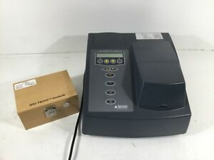 Thermo Spectronic Genesys 20 Spectrophotometer 4001 4 With Standards 333150