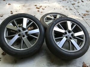 20 Nissan Wheels And Tires