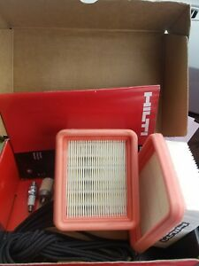 Hilti Dsh 700 Thru 900 Consumables Kit 365602 Cutting Sawing Grinding