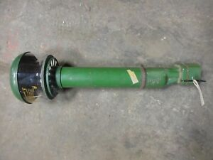 John Deere 530 Air Cleaner B3847r Ar20639r With Precleaner And Spacer Block Nos