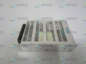 Siemens 6ep1322 1ld00 Power Supply as Pictured new No Box