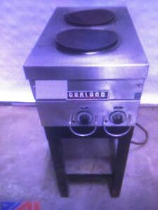 Garland Electric Range Model E24 12h