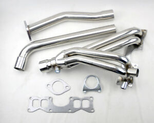 Exhaust Manifold Performance Header Fits Nissan Datsun 720 Pickup 81 85 2wd