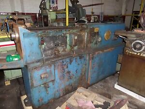 Lapointe Horizontal Broaching Machine 30 Inch Pull