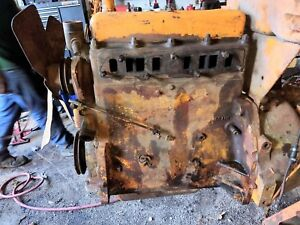 Case Tractor Engine 530ck 159 Cu In Gas Running Condition 540c 530 289t1102