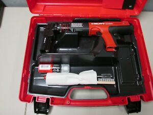 Hilti Dx351 Bt Powder Actuated Tool X mx32 Attachment Very Clean