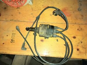 Case Tractor Original Distributor With Clamp Oem Case 530 430 540c 541