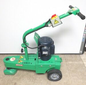 Edco Tmc7 2l Turbo Edge 7 Concrete Floor Grinder Edger