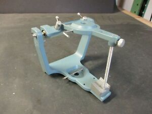 Hanau 165 Dental Lab Articulator For Occlusal Plane Analysis