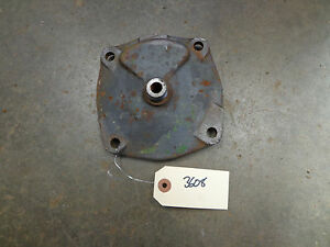 John Deere 60 Governor Cap For Tractors With Speed hour Meter A4876r Tachometer