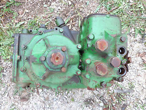 John Deere R Pto Housing And Hydraulics 2