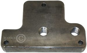 Power Beyond Block Control End Cover For International Farmall Tractors 398316r1