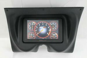 Classic Dash Panel 1967 68 Camaro 101670091 W Holley Efi Dash 553 109