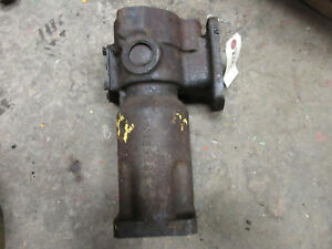 John Deere 1010 Power Steering Rack And Pinion Housing At13591 T15320 T15320t