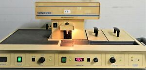 Shandon Histocentre 2 Tissue Embedding System Wax Hot Cold Plate Histology