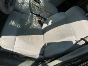 L Front Seat Bucket Captains Crew Cab Manual Cloth Fits 04 08 Ford F150 271750