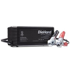 Diehard Smart Battery Charger Maintainer 6v 12v Volt 2 Amp Car Truck Trickle