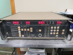 Ballantine Model 6127a Programmable Oscilliscope Calibrator Nb17