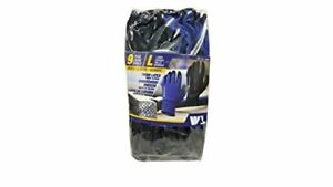 Lot Of 9 Pairs Wells Lamont Large Mens Foam Latex Work Gloves Brand New