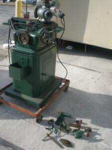 Covel Style 6 Grinder W Tooling Ko Lee B943 Grinding Fixture And Magnetic Stand