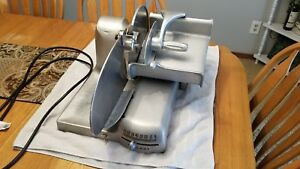 Hobart 410 Meat And Cheese Deli Slicer Gear Driven Works Great
