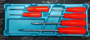 Limitied Edition Mac Tools Richard Petty Screwdriver Set