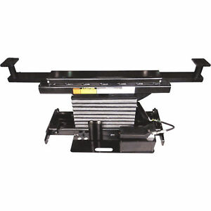 Forward Lift Rolling Bridge Jack 7000lb Capacity Black Model Rrj70gfwd