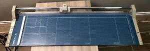Dahle 556 Professional Rolling Trimmer 37 1 2 Euc Paper Cutter Made In Germany