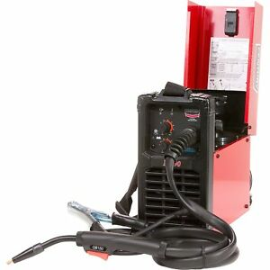 Lincoln Electric Century Fc 90 Flux cored Wire feed Welder 120v 90a Dc Output