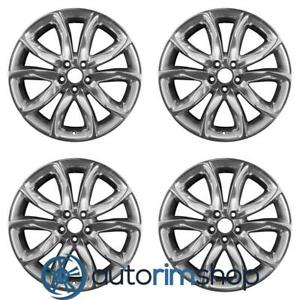 New 20 Replacement Wheels Rims For Ford Explorer 2011 2015 Set