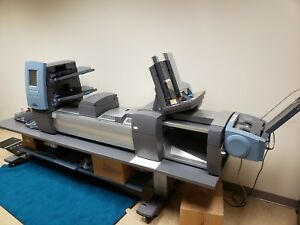 Pitney Bowes Fastpac Di950 High speed Mail Inserting System